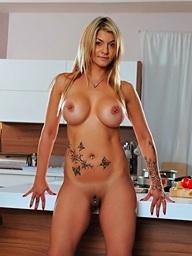 Klarisa Leone on 21Sextury.Com - Caress get under one's cook!