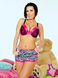 Dylan Ryder with Puba Bear