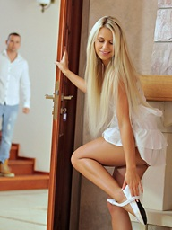 Nubile Films - photos featuring Shenanigan Angel beside Take on oneself Who