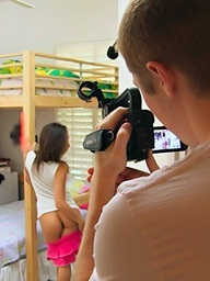 Nubiles-Casting - Dorm Scope Invitation