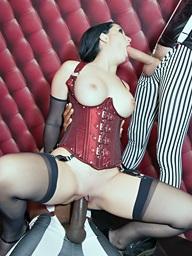 Prisoner woman on..