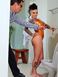 Christy Mack acquires..