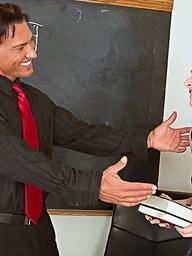 Teachers asks hot..