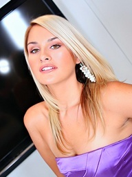 breathtaking blond..