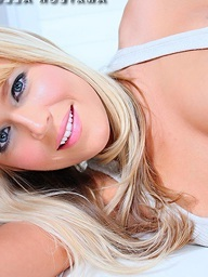 sexy blond girl blows..