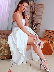 New sexy bride Jessica..